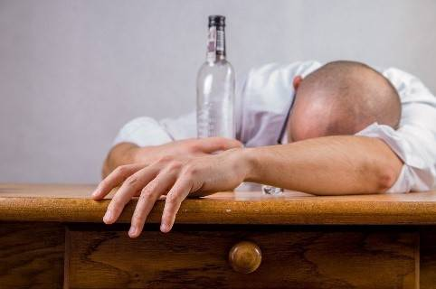 Which drink gives you the biggest hangover the next morning?