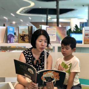 Passion for Reading in Children