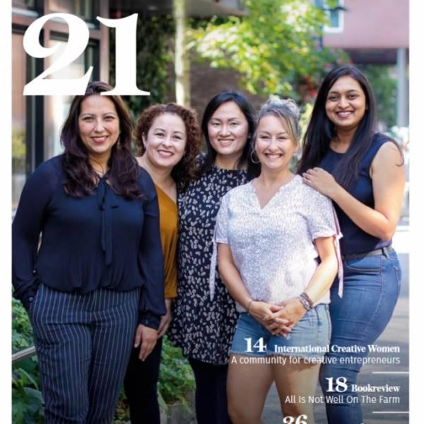 New magazine online!