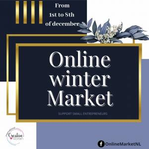 Winter Market starts tonight!