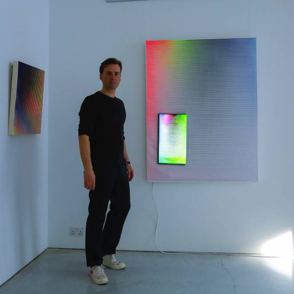 Interview with Zdenek Konvalina @ COVA Art Gallery