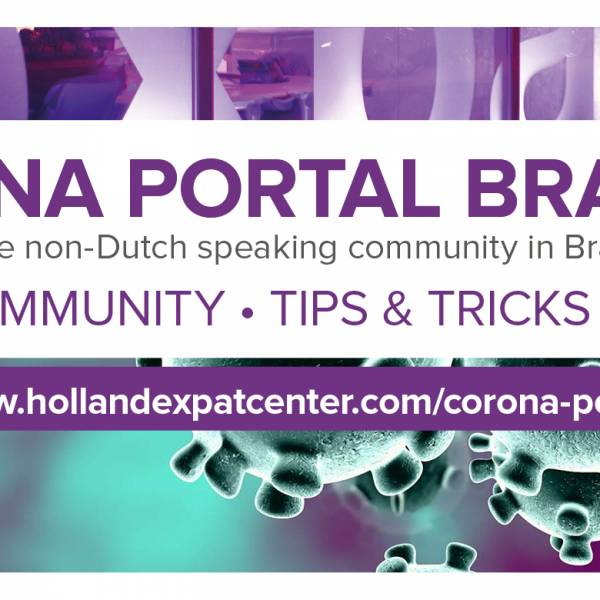 Keeping the Non-Dutch Speaking Residents Informed about the Coronavirus