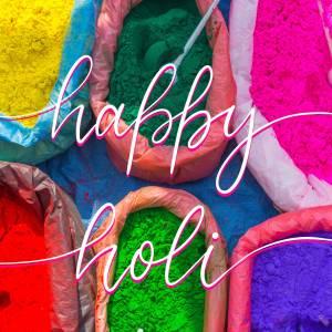 The festival of colours- Holi!