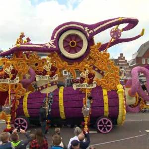 Flower Parade Valkenswaard 2021<br />Save the date; Sunday September 12th