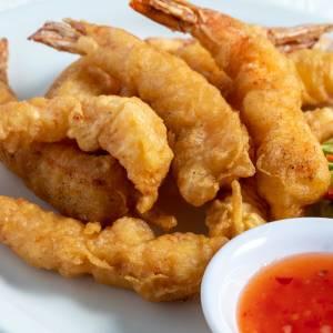 Today is tempura day!